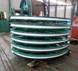 запасные части литой шкив шкив для крупных горнодобывающих подъемного механизма