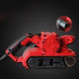 Mini lijadora de correa correa para el cinturón industrial de Sander Sander