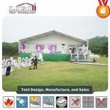 Wasserdichte und flammhemmende Partei-Zelte für Mietgeschäft