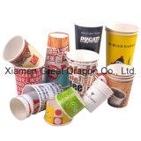 Бумажные стаканчики напитка 1.5-32 унций горячие и крышки (PC11022)