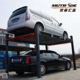 Un Parking à quatre montants lever jalonneur avec ce/Certifié TUV