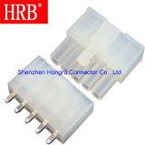 4.2mm Conector macho Carcasa para conector Auto LED
