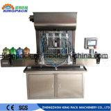 Máquina de rellenar automática de la manteca de cacao del cacahuete de la goma de tomate