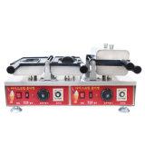 تحميص تجهيز حارّ عمليّة بيع [إيس كرم] [تيكي] آلة جانبا كهربائيّة