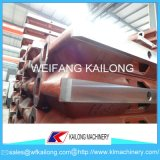 Planta de fabricación de la alta precisión caja de moldeo usada para el equipo de la fundición