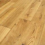Anti-Rayer le plancher conçu de bois dur de chêne