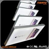 Коробка ткани СИД Рамки-Менее нового продукта алюминиевая светлая