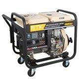 Дизельный генератор и сварочный аппарат Set / дизельных генераторах &сварки (DWG6LE)