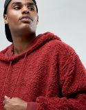 Sweater Hoody Met een kap van de Trui van de Vacht Berber van de Winter van de kwaliteit Man