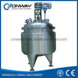 Impastatrice chimica mescolantesi della mescolatrice dell'olio del serbatoio di emulsionificazione del rivestimento dell'acciaio inossidabile di Pl