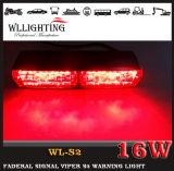 Indicatore luminoso d'avvertimento della visiera del parabrezza dell'automobile di emergenza S2 LED