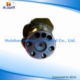Vilebrequin de pièces de moteur pour Mitsubishi 6D16/6D16t Me072197 Me032800 23100-93072