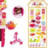 Het grappige Model van het Spel van het Huis van het Stuk speelgoed van Kinderen Plastic