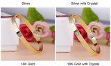 2017 Trendy nam Gouden Zilveren Armband voor Vrouwen toe