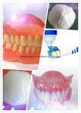 El ingrediente adhesivo de la dentadura polivinílico (Methylvinylether/ácido maleico) mezcló el copolímero de las sales