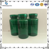 أخضر محبوب [150مل] بلاستيكيّة زجاجة بالجملة/كبسولة يعبّئ