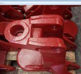 Carcaça de areia personalizada, carcaça do ferro, carcaça do console para o carregador