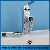 Rubinetto contemporaneo del dispersore dell'imbarcazione della stanza da bagno di vanità dei rubinetti del bacino del singolo foro montato piattaforma