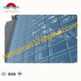 Baixa e revestidos com isolamento de poupança de energia Vidraças de vidro de parede Cortina Isolante