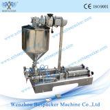 Машина завалки воды безалкогольного напитка пневматической нержавеющей стали Semi-Автоматическая