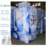 Porta única de congelador de gelo em sacos para utilização interior e exterior