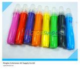 5*14ml Common Color Tempera Paint met Brush voor Students en Kids