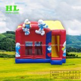 Jumpinh House Inflatable Combo 환상 공주 쾌활한 성곽