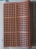 排水のゴム製フロアーリングのマット、スリップ防止トレーラーの床のマット、研修会のマットレス