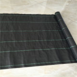 1X100M/rouleau de tapis anti mauvaises herbes avec 2 % traitement UV
