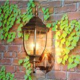 Mur extérieur Bougeoir Antiqued Fixture LED Lampes (B013)