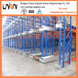 高いEfficiencyおよびManpower Saving Shuttle Pallet Rack