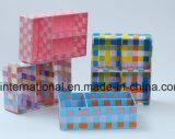 Cadre de mémoire non-tissé multicolore de pp pour l'usage de ménage