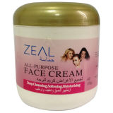 Crema di fronte per tutti gli usi di cura di pelle di zelo 170ml