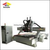 Luftkühlung-Spindel-Drehatc CNC-Fräser 9.0 Kilowatt-ATC-Italien