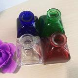 着色された香りのガラスビン50ml