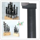 Barres d'alésage inclinées par carbure de la qualité 12PCS/Set