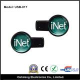 Azionamento dell'istantaneo del USB di marchio di Custome del campione libero (USB-014, 015, 016, 017)
