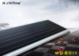 70W intelligente Garten-Straßenlaterne APP-esteuerte integrierte Solar-LED