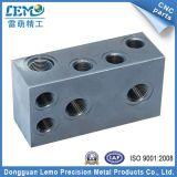 Peças de trituração do metal do CNC da elevada precisão (LM-0523B)