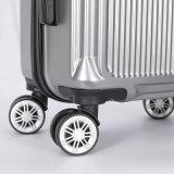 Elegantes silbernes ABS Hardside Gepäck-Koffer-Gepäck