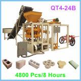 Macchina per fabbricare i mattoni del cemento della macchina della particella elementare della costruzione da vendere
