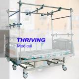 Bed Van uitstekende kwaliteit van de Tractie van vier Krukassen het Orthopedische (thr-TB003)
