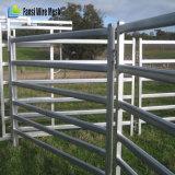 耐久の頑丈な電流を通された使用された畜舎のパネル