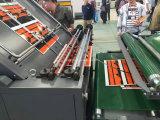 Tmj-1500A automatischer Flöte-Laminiermaschine-Furchung-Hochgeschwindigkeitsvorstand, der Maschine herstellt