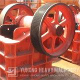 Zerkleinerungsmaschine-Steinzerquetschenmaschine des Kiefer-PE250X400 vom Hersteller für Felsen, Erz als Bergwerksmaschine