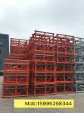 De Dubbele Kooi van de bouw van het Hijstoestel (SC200/200TD)