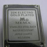 Fibra de láser marcadora láser santo de plata cobre