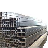 Il tubo d'acciaio d'acciaio del tubo Ss400 Q235 Sqaure di Gi ha galvanizzato