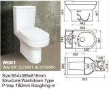 Water Closet&Cistern