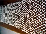 PE/PP het plastic Duidelijke Opleveren, Plastic Vlak Netwerk Manufactory